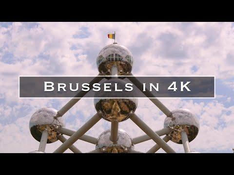 טיילו ברחבי בריסל, בירתה הציורית של בבלגיה