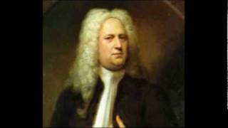 Boulez Conducts Handel   Water Music, Suite No. 2 In D Major
