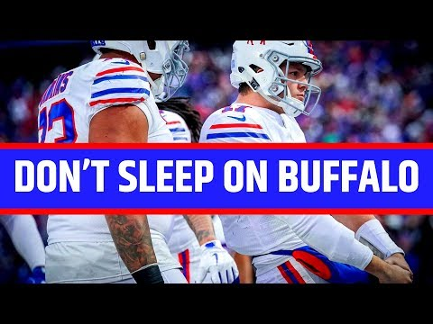Why The 2019 Buffalo Bills are The Most Underrated NFL Team
