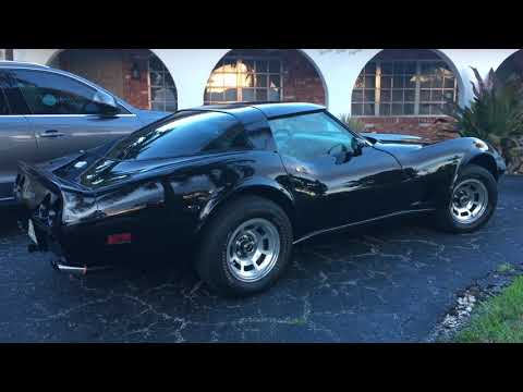 Video of 1978 Corvette located in Florida - $19,900.00 Offered by a Private Seller - OY8Q