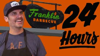 Working 24 Hours at the Best BBQ in the World | Bon Appetit - dooclip.me