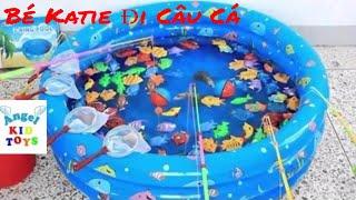 Đồ chơi trẻ em câu cá Fishing Game Toy Playset for Kids - Let's go Fishing