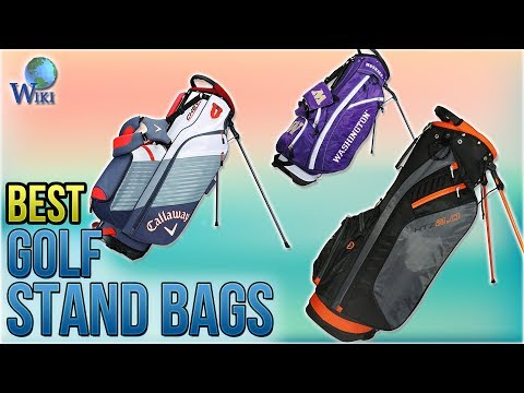 10 Best Golf Stand Bags 2018