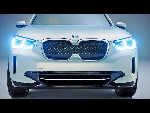 BMW iX3 (2020) Premium E-SUV