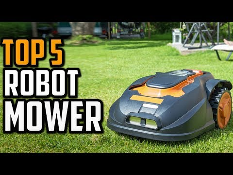Robot Lawn Mower – The Best Buy Out There