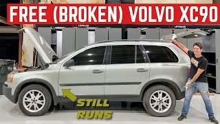 I SOLD My Cheap Lexus And Got A FREE Volvo XC90 Thrown In