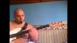 don t blame me the exploited (bass cover)