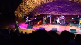 """Chris Botti and Sy Smith in the audience with """"The Very Thought of You"""""""