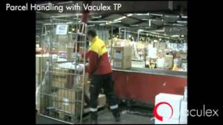 Parcel Handling with Vaculex TP
