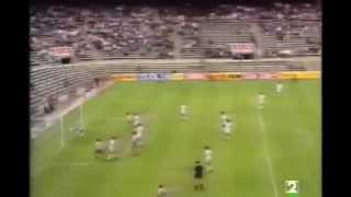 At. Madrid 4 - Albacete 1. Temp 91/92. Jor. 38