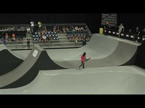Jauwan Smith - ISA Men's World Scooter Semi Finals 2019