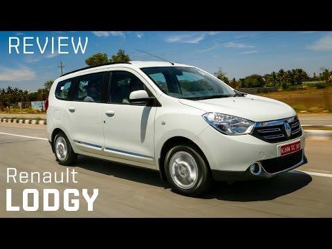 Renault Lodgy :: RxZ Diesel :: Review :: ZigWheels