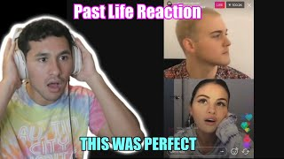 Trevor Daniel, Selena Gomez - Past Life (Lyric Video) - REACTION!!
