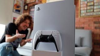 Compré el nuevo PS5 | ¿Vale la pena gastar TANTO? | Unboxing 🎮