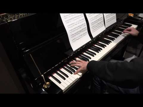 La La Land   Another Day of Sun   Advanced Jazz Piano Cover   With Sheet Music