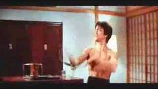Bruce Lee The Glow