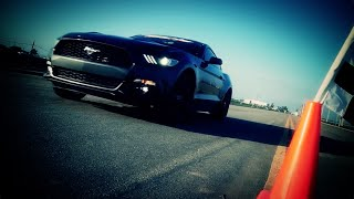 Video: Borla Image-Video für Ford Mustang 6 EcoBoost - Vergleich Touring - S-Type - ATAK