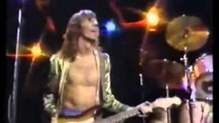 """Ken """"Spider"""" Sinnaeve Bass Solo - 1979 - Streetheart"""