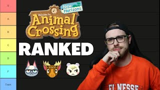 Ranking EVERY Animal Crossing Villager In The Game