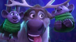 Frozen Treats: Family Dishing | Disney