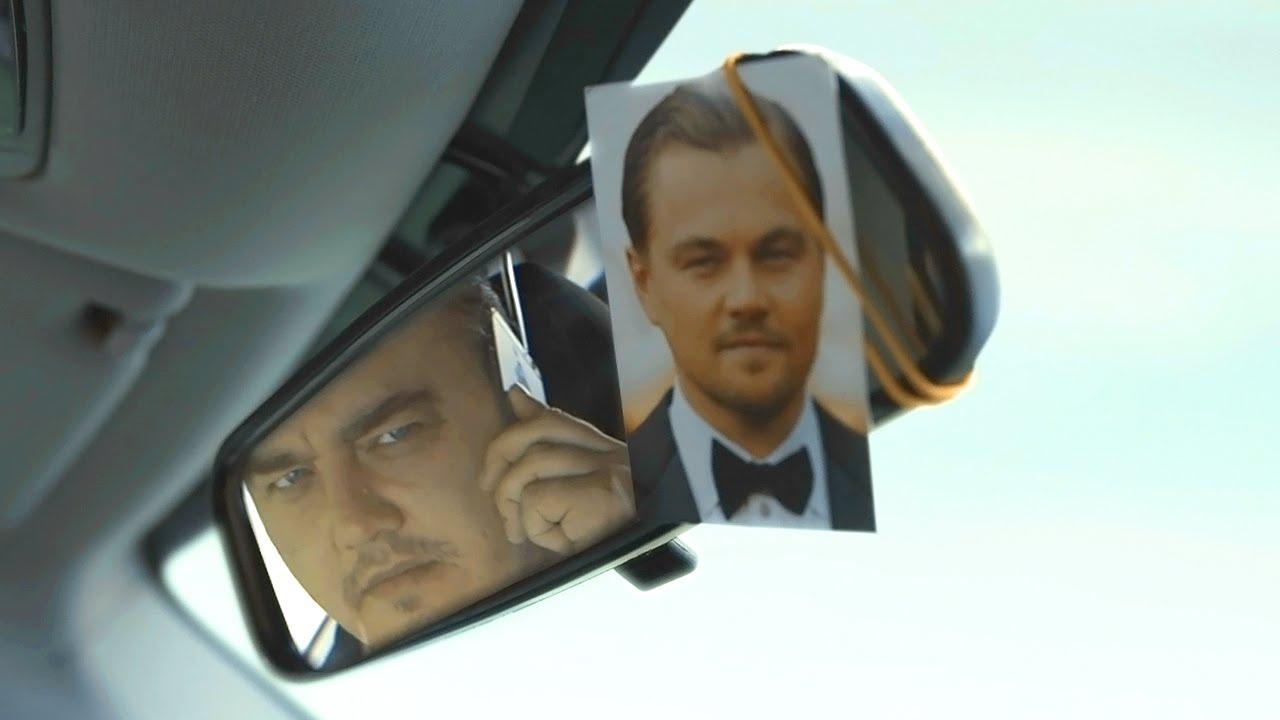 Российский двойник ДиКаприо снялся в рекламе