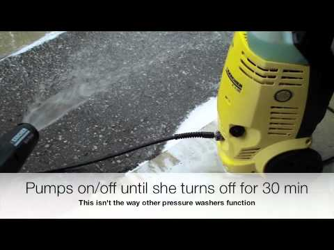 How Do I Fix My Pulsing Leaking Karcher Pressure Washer The Garden Tool Shed