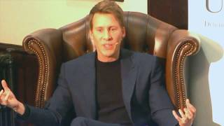 Dustin Lance Black | Q & A | Cambridge Union