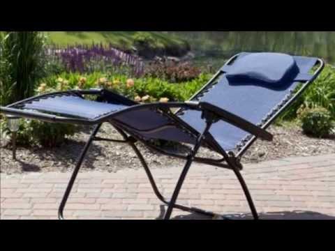 Video Review - Caravan Sports Infinity Zero Gravity Chair