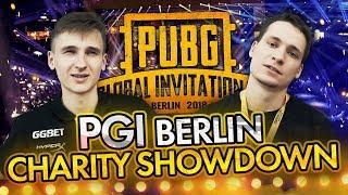 NAVI PUBG at PGI Berlin: Charity Showdown