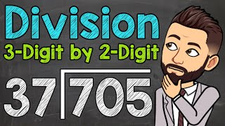 Dividing 3-Digit Numbers By 2-Digit Numbers | Math With Mr. J