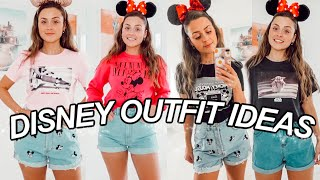 DISNEY OUTFIT HAUL! Ideas For The Parks & At Home :)
