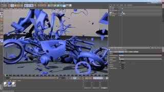 Exploding Things with MoGraph in Cinema 4D – jamie3d