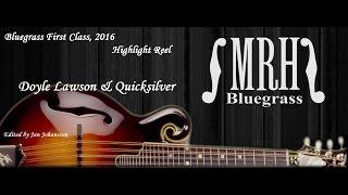 Doyle Lawson & Quicksilver, Bluegrass First Class Festival, 2016