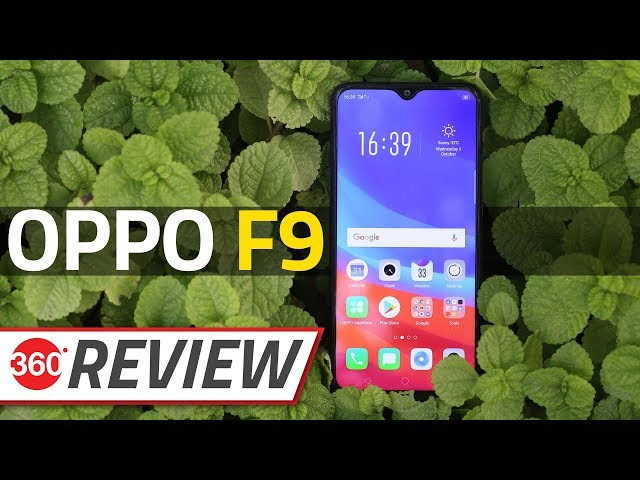 Oppo F9 Price in India Slashed