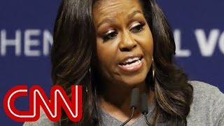 Michelle Obama opens up about marriage, pregnancy challenges and Trump