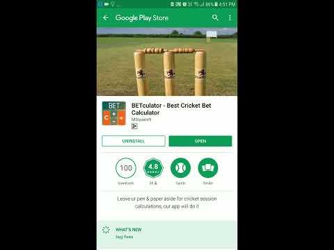 Online cricket match session betting calculator 5 minimum deposit betting