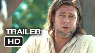 Брэд Питт, 12 Years A Slave TRAILER 1 (2013) - Chiwetel Ejiofor, Brad Pitt Movie HD