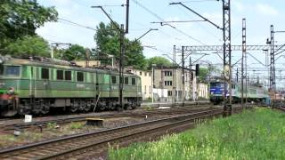 preview picture of video '[ PKP Intercity ] EP07-1012 z TLK84100 Wiking oraz ET41-007 luzem.'