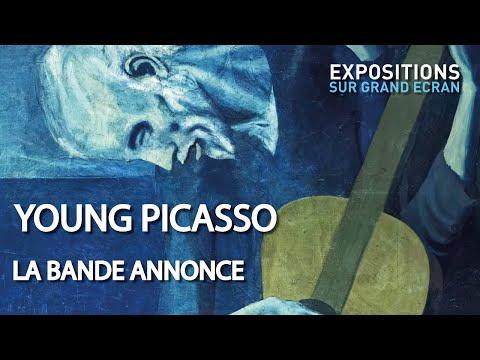 LA BANDE ANNONCE | Le Jeune Picasso (2019) | Français