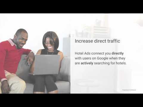 Why should I use Google Hotel Ads?