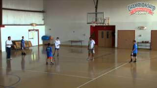 Coaching Middle School Basketball: The Box Offense