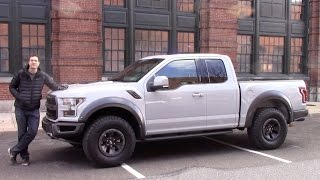 Here's Why the 2017 Ford F-150 Raptor Is Worth $65,000