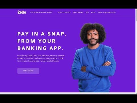 Zelle - Aplicación para hacer transferencias instantáneas libres de comisión