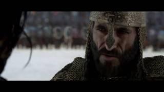 """Le Crociate - """"Io non sono quegli uomini. Io sono Salāh al-Dīn""""."""