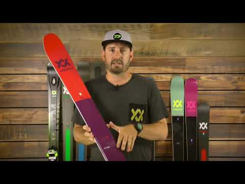 Volkl 90Eight Skis- Women's 2019 Review
