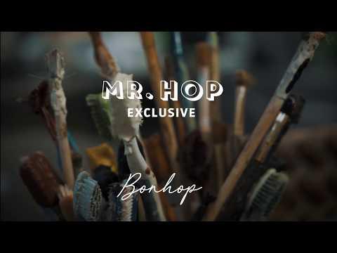 Bonhops - Mr. Hop exclusive bierbonbons