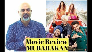 #TutejaTalks | Movie Review | Mubarakan | Anil Kapoor | Arjun Kapoor |