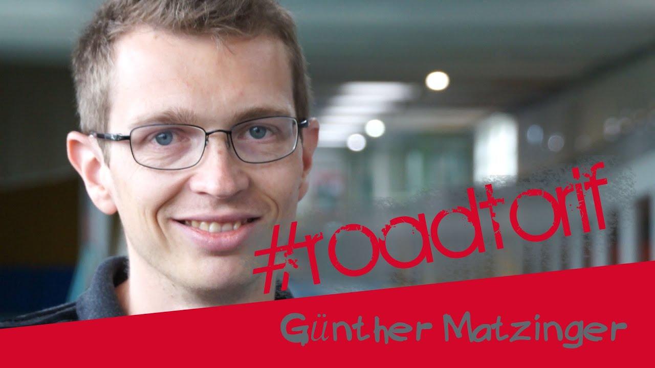 #roadtorif - Günther Matzinger
