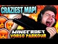 CRAZIEST MINECRAFT PARKOUR MAP!
