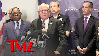 LAPD Police Commissioner Reads Nipsey Hussle Email Requesting Meeting With LAPD | TMZ